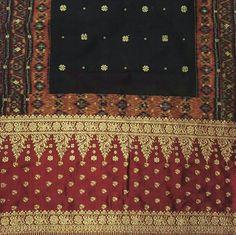 Songket Palembang tabur