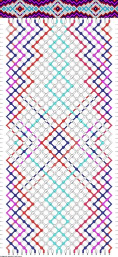 friendship bracelet patterns @Leah Daehling: moxiethrift cheney @Hannah Mestel cheney