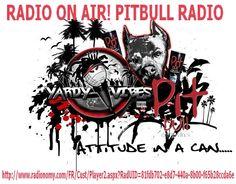 web radio energy drink pitbull