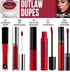 Own Outlaw - Awesome dupe for ABH American Doll