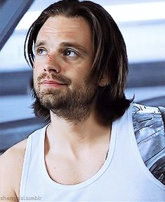 That look right there is classic Bucky Barnes. He's doing literally everything he can - at his expense - to make sure Steve knows it will be okay. I can't. My heart just can't.<< MGVDS cHGC\ghcfcgfghcBBCFDSVHDC SDVGFGEGehrhfbevd