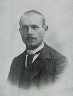 Charles Péguy, photo prise en 1897