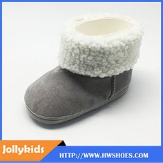 Winter Fur Linging Boot Shoes For Baby