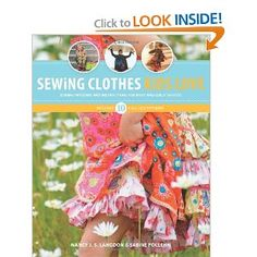 Sewing Clothes Kids Love $16.49