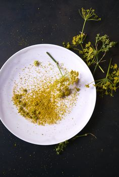 Hungry Ghost | Wild fennel pollen