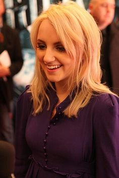 Day 23. Fav casting decision..Evanna Lynch because I loved the story of her fighting her illness to get the part