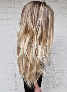 I wish for my hair to look like this.