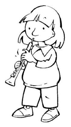 dibujos de musico tocando tuba - Buscar con Google