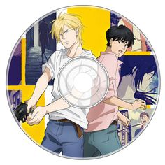 Anime Diys, Anime Crafts, Anime Stickers, Cd Project, Bts Black And White, Animes Wallpapers, Cd Cover, Aesthetic Stickers, Decoration