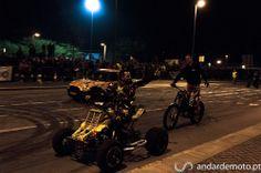 Véspera do dia do Motociclista 2014 em Viana do Castelo