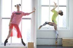 Beautiful #spring #style with @san pan pan Francisco Ballet principal Maria Kochetkova! (via @Brittney Anderson Metrick Magazine)