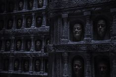 Who Are the Faceless Men? A Brief History of the House of Black and White. Game Of Thrones Wiki, Game Of Thrones Funny, Game Of Thrones Houses, See Games, Epic Games, Faceless Men, Mother Of Dragons, Art Studies, Behind The Scenes
