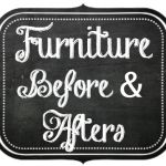Painted Furniture Before and Afters Archives - Refunk My Junk