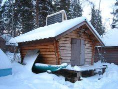 Solar Panels On Cabins