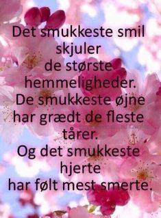 Så fint at man får tåre i øjnene Heart Quotes, Life Quotes, Cool Words, Wise Words, Danish Language, Little Bit Of Love, Different Quotes, Insta Posts, Qoutes