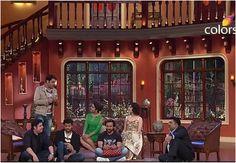 #ComedyNightsWithKapil - #ReiteshDeshmukh  #SaifAliKhan - 15th #June 2014 - Full #Episode (HD)  http://bollywood.chdcaprofessionals.com/2014/06/comedy-nights-with-kapil-reitesh_15.html