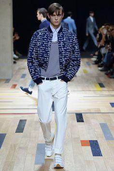 Dior Homme Fashion Show & more Luxury Details