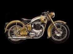 BSA Golden Flash