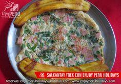 Este es el tipo de alimentación que nosotros ofrecemos para la ruta del Salkantay a Machu Picchu por nuestros cocineros locales!!!  Viaje a la enigmática ciudad inca de Machu Picchu bajo la montaña del Salkantay, desafíe la naturaleza. operador real de la ruta del Salkantay para Machu Picchu. Salkantay el mejor trekking para Machu Picchu. Reservas e informes: enjoyperuholidays@hotmail.com - www.salkantay-trek.org - www.enjoyperuholidays.com