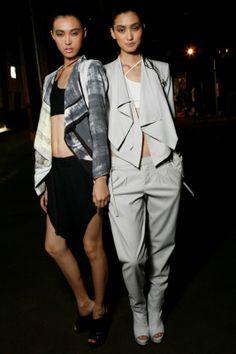 Helmut Lang Womenswear S/S12   Dazed