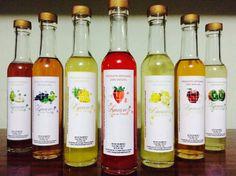 Licor de frutas artesanal, para disfrutar en privado o en tus eventos..