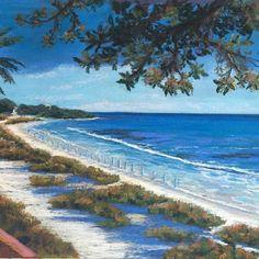 Crop of a larger piece - beautiful Rottnest Island - I hope everyone enjoys the Rotto swim today - good luck everyone! #rottnest #rottnestisland #rottnestislandwa #rottnestswim2016 #water #beach #beachlife #seaside #perth #perthart #perthlife #perthartist #art #art #artist #pastel #pastels #paintings #artistartcommunity #instaart #instadaily @karmarottnestresort by oceanpaintingsbyannsteer http://ift.tt/1L5GqLp