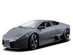 The Burago Lamborghini Reventon, is a diecast model car kit from this fantastic manufacturer in 1/24th scale. Build them, display them, collect them. Bburago's range of 1/24 scale die cast kits give you the chance to build your own super car or even a classic car. With a fully painted die cast metal body and coloured plastic detailing parts these kits will make up into a model you will want to display.
