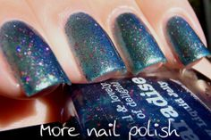 Picture Polish - Paradise by Liquid Jelly | More Nail Polish