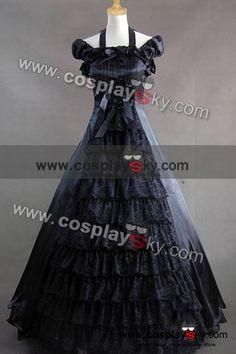 Southern Belle Civil War Lolita Ball Gown Dress OMMFG!!!! I LOVELOVELOVELOVELOVE THIS!!!! $125.00