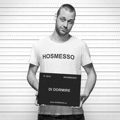 #HOSMESSO di #dormire, perché ho iniziato a #sognare E tu, cos'hai smesso? http://www.social.hosmesso.eu/ #tshirt