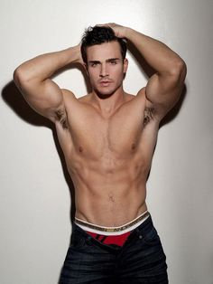 Philip Fusco - Born on September 19, 1987 at Long Island, NY as Philip John Fusco,  He is a male model who has graced the covers of 5 publications (and counting), numerous underwear campaigns and magazine spreads.  He is also the lead writer and host of his lifestyle and fitness blog, PhilCity and his very own YouTube Channel.