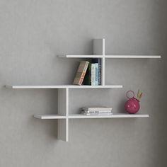 Decorative Modern Wall Shelves Diy wall Wall shelving and Diy