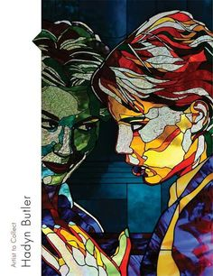 Mosaic Portrait, Art Of Glass, Children And Family, High Quality Images, Butler, Bing Images, Stained Glass, Tiffany, Personal Investigation