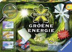 bol.com | Science X Groene Energie - Experimenteerdoos,Ravensburger | Speelgoed 17€