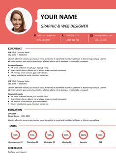 Resume Layout Microsoft Word Esquilino Free Resume Template Microsoft Word  Yellow Layout .