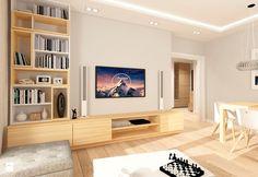 Meble + podłoga + sufit