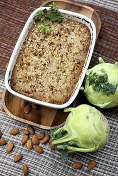 ❤ Resepti: Kyssäkaali-mantelilaatikko ❤