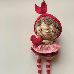PDF Amigurumi Pattern Doll, Crochet Little Flower Elf, Cute Accessory, Crochet Toy 9 Crochet Rabbit, Crochet Fox, Crochet Doll Pattern, Crochet Patterns Amigurumi, Crochet Gifts, Crochet Dolls, Handmade Angels, Handmade Gifts, Little Doll