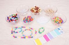 The Kid-Friendly Home: Beads, Beads, Beads!!!