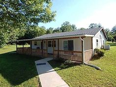 Nice Two Bedroom, One Bath Earth Contact Home situated on 10 surveyed acres. Conveniently located between Salem, and St James Missouri.