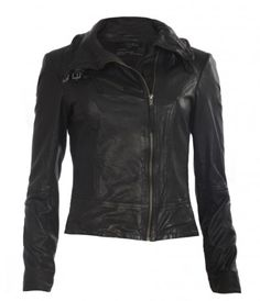 Great price for a beautiful leather jacket