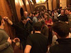 Menú 'txotx' en las sidrerías de San Sebastián - http://www.conmuchagula.com/2014/03/20/menu-txotx-en-las-sidrerias-de-san-sebastian/