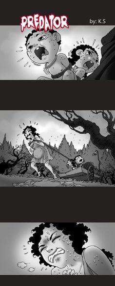 Silent Horror :: Predator   Tapas - image 1