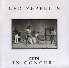 Led Zeppelin - BBC In Concert (April 1, 1971 The Paris Theatre, London, England)