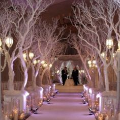 Winter wedding :)