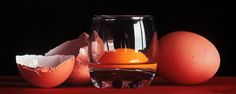 photorealism, hiperrealismo,still life,painting -- PEDRO CAMPOS