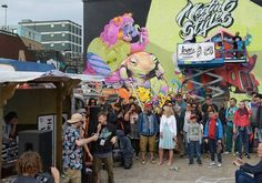 #meetingofstyles at #nomadiccommunitygardens . . #justgoshoot#dope#shoreditchstreetart#streetphotography#londonforyou#urbanart#london_enthusiast#rsa_streetview#graffiti#tv_streetart#streetartlondon#streetartuk#jj_cheers_walls#instagraffiti#notbanksyforum#be_one_urbanart#streetarteverywhere#streetartandgraffiti#shoreditch#streetart#globalstreetart#nikonphotography#50mm#instaart#ukstreetart#urbanlife_arts#dsb_graff#london by maybe_rich from Shoreditch feed from Instagram hashtag #shoreditch…