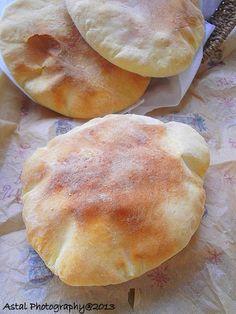 Astal Kuhinja Ravnice: Pita Hleb / Pita Bread