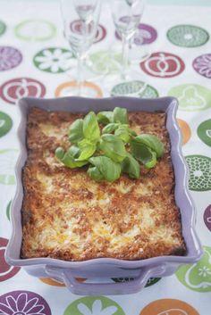 Än så länge får vi göra våra egna lasagneplattor om vi vill äta LCHF. Lite extra arbete men ack så gott!