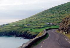 """dingle, ireland  This little town has the best """"pubs"""" in Ireland...  I spent 2 days here and loved it"""